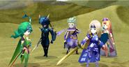 Eblan Desert Battle FFIV iOS