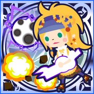 FFAB Vajra - Rikku Legend SSR+