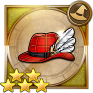 FFRK Feathered Cap Type-0
