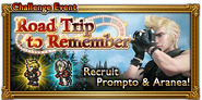 FFRK Road Trip to Remember Event
