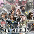 FFXIII-2 Digital Content Selection PSN JP