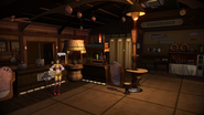 FFXIII-2 Inside NORA House New Bodhum