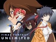 Final Fantasy Unlimited ADV wallpaper 8