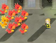 Gold Chocobo (x1) Brigade