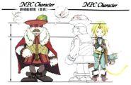 Nobleman FFIX Art 8