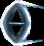 Rinoa's Pinwheel weapon.
