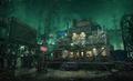 Seventh Heaven artwork for Final Fantasy VII Remake