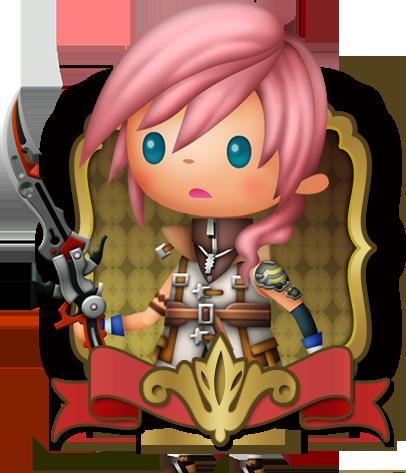 Lightning (Final Fantasy XIII)/Theatrhythm
