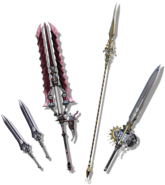 Weapon Pack III