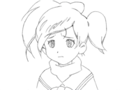 Ai sketch 5 for Final Fantasy Unlimited