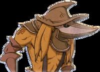 Gladiator in Final Fantasy XII: Revenant Wings.