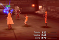 Base Soldier uses Potion from FFVIII Remastered