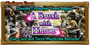 FFRK A Brush with Heroes Event