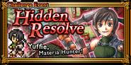 FFRK Hidden Resolve Event