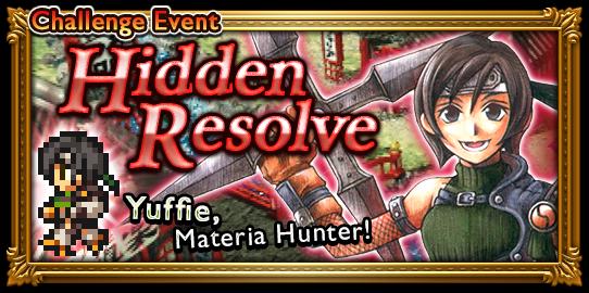 Hidden Resolve