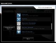 FFVII 2012 Achievements