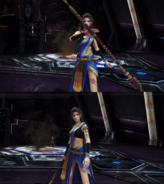 FFXIII Fang Victory Pose