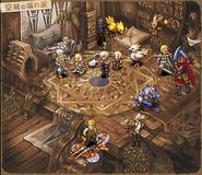 FFXIITZA Sky Pirate's Den