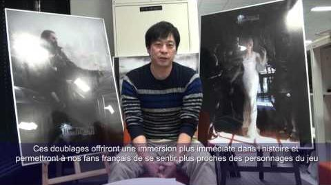 FINAL FANTASY XV - Annonce du doublage français