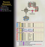 Map 22 Nalbina Dungeons