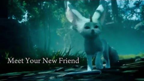 PLATINUM DEMO - FINAL FANTASY XV Announcement Trailer