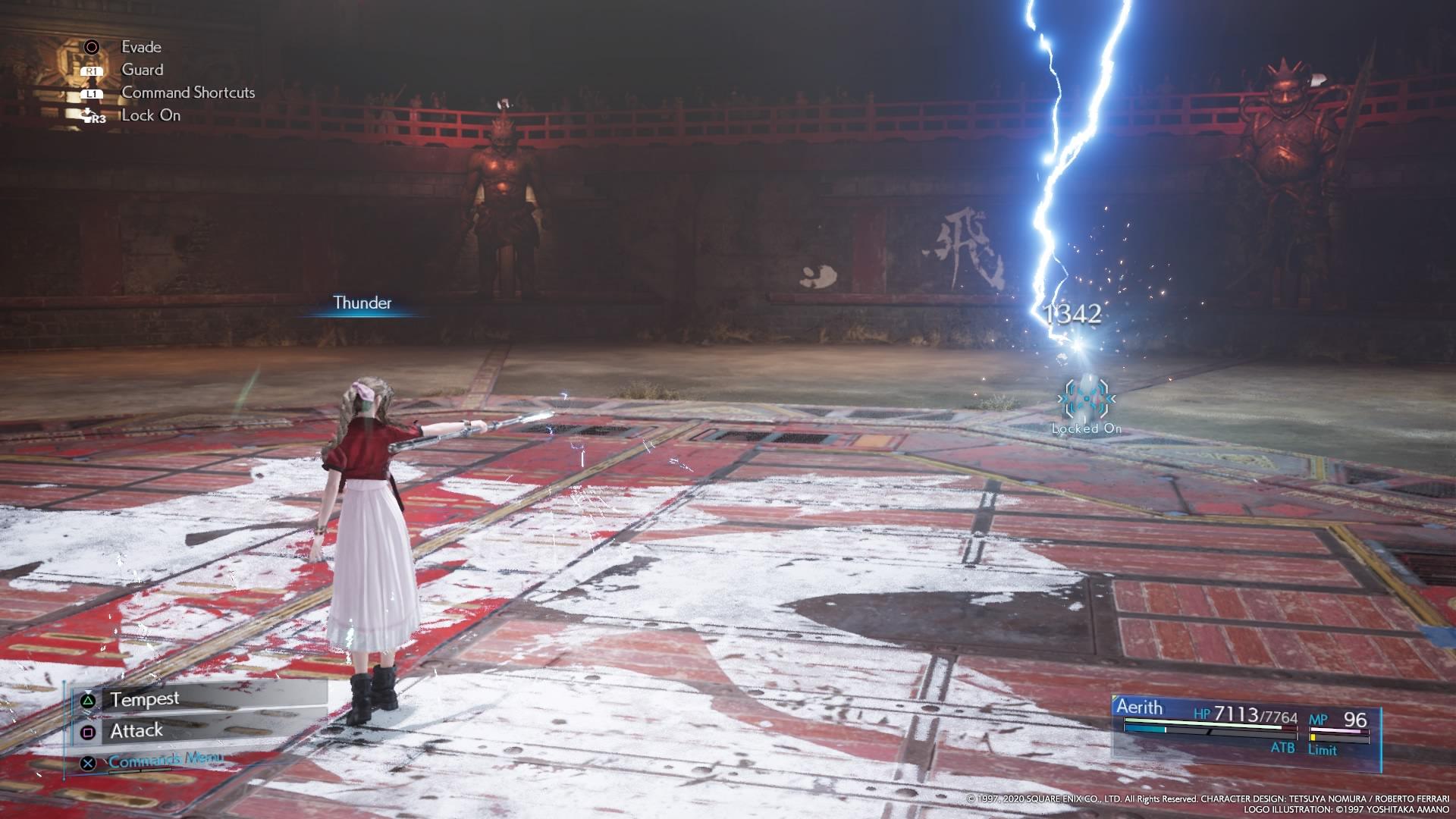 Thunder (VII Remake)