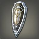Titanium Kite Shield from Final Fantasy XIV icon