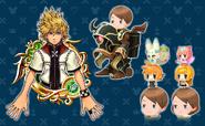 WoFF Kingdom Hearts Chi Collaboration
