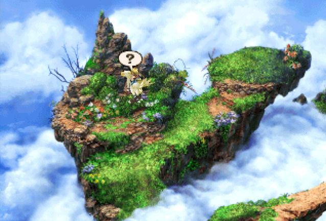 Chocobo's Air Garden