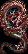 FF4PSP Fiend Dragon