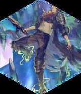 FFDII Fake Chrono Blade II Crystal