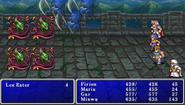 FFII PSP Curse
