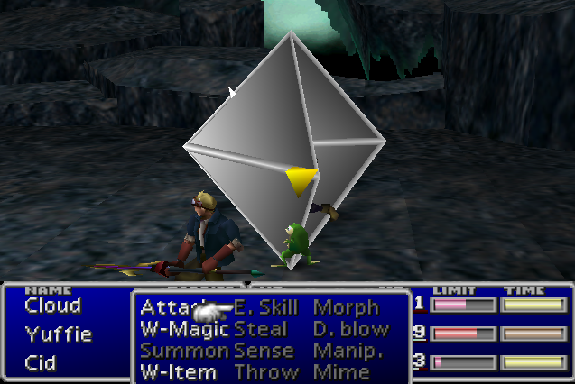 Barrier (Final Fantasy VII ability)