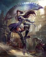 MFF Azure Witch