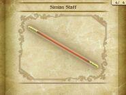 Simian StaffBS