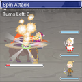Spinning Attack Brigade