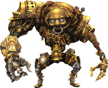 Final Fantasy XI enemies/Arcana