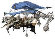 Airship FFXIV Art 2