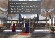 Battle Meter from Cid from FFVIII Remastered