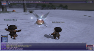 Blizzard Spell from FFXI