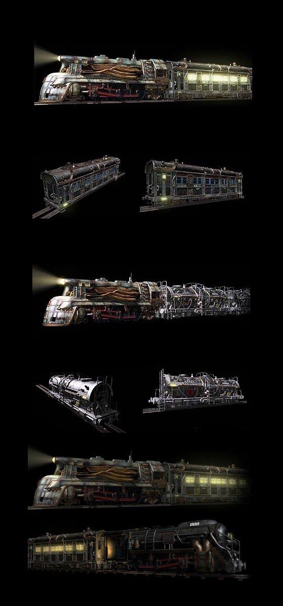 Поезд (Final Fantasy VII)