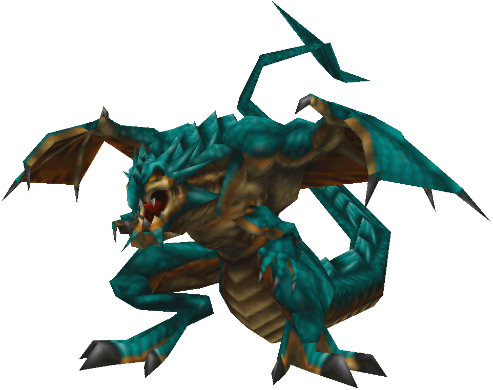 Blue Dragon (Final Fantasy VIII)