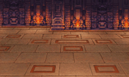 FFII Mysidian Tower Fire Room BG PS