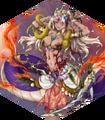FFLII Lamia Queen Rank 7 Phantom Stone