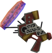 FFX2 Mage Gun Yuna