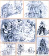 Gizamaluke's grotto concept