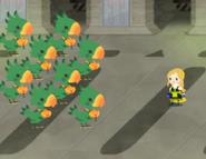 Green Chocobo (x8) Brigade