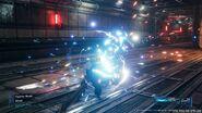 Luminous Blast from FFVII Remake
