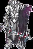 Sorceror Nobody's alternate costume