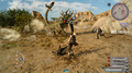 Tyraneant Confusion breath attack from FFXV